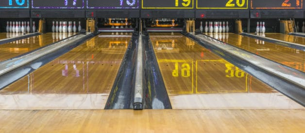 What are the Official USBC Bowling Lane Dimensions?